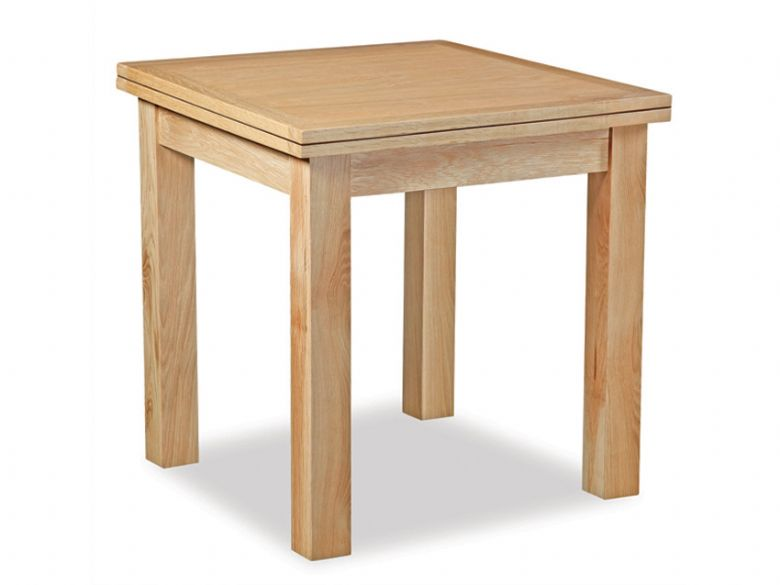 Stonehouse Oak Square Extending Dining Table Lee Longlands