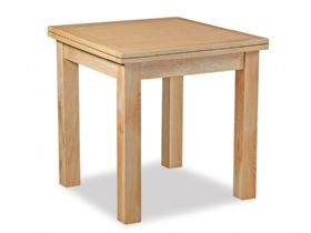 Oak Square Extending Dining Table
