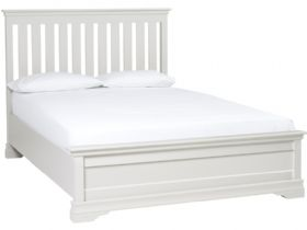 Imperial Painted 4'6 Double Low End Bed