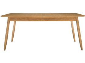 Oak Medium Extending Dining Table