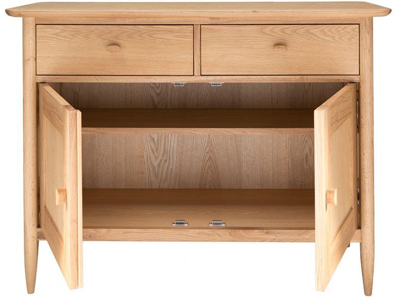 Ercol Teramo 3664 Oak Small Sideboard
