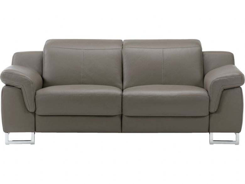 2 Seater Mario Leather Sofa