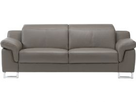 3 Seater Modern Sofa With Double Power Recliner