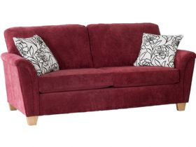 3 Seater Modern Fabric Sofa