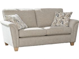 2 Seater Modern Fabric Sofa