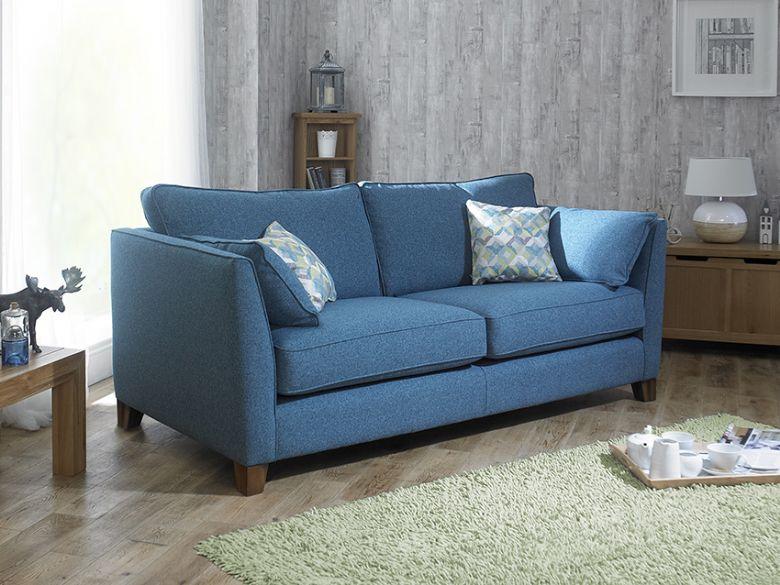 Norton Modern Retro Fabric Sofa Range