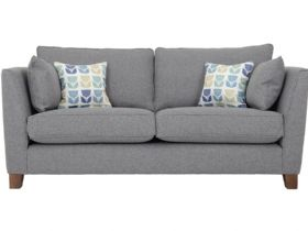 2 Seater Medium Modern Fabric Sofa