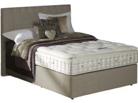 4'6 Double Firm Edge Divan & Mattress