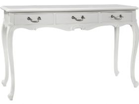 Vanilla Dressing Table