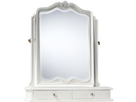 Vanilla Dressing Table Mirror