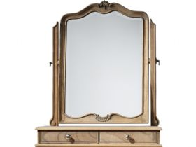Weathered Dressing Table Mirror