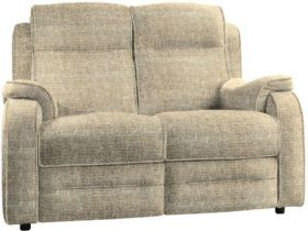 Parker Knoll Boston 2 Seater Sofa Double Power Recliner
