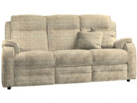 3 Seater Sofa Double Power Recliner