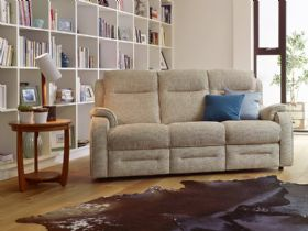 Parker Knoll Boston 3 Seater Sofa Double Power