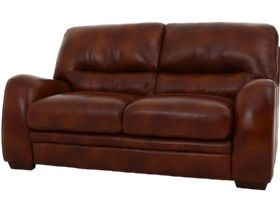 Millie 2 seater leather sofa
