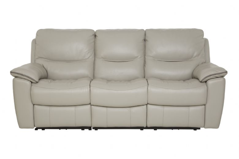 3 Seater with 2 Manual Recliners