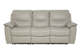 3 Seater with 2 Power Recliner