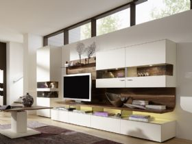 FE3 Wall Combination TV Unit Lifestyle
