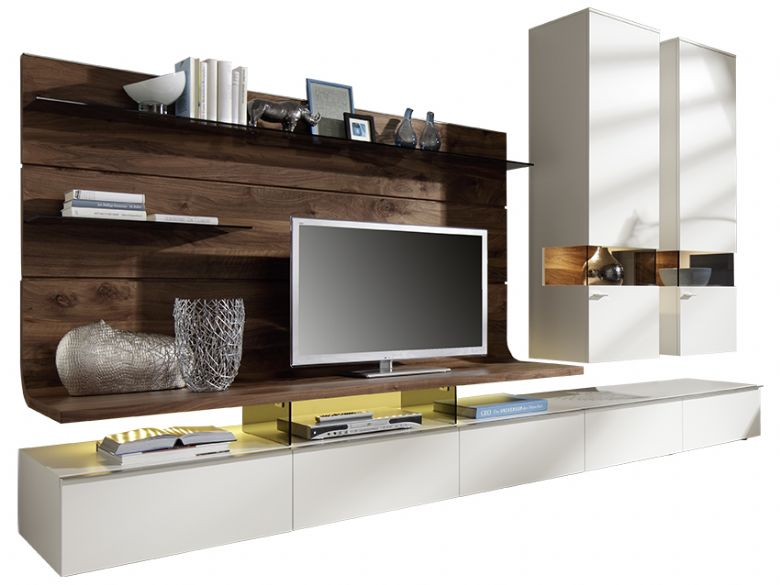 FE31 Wall Combination TV Unit