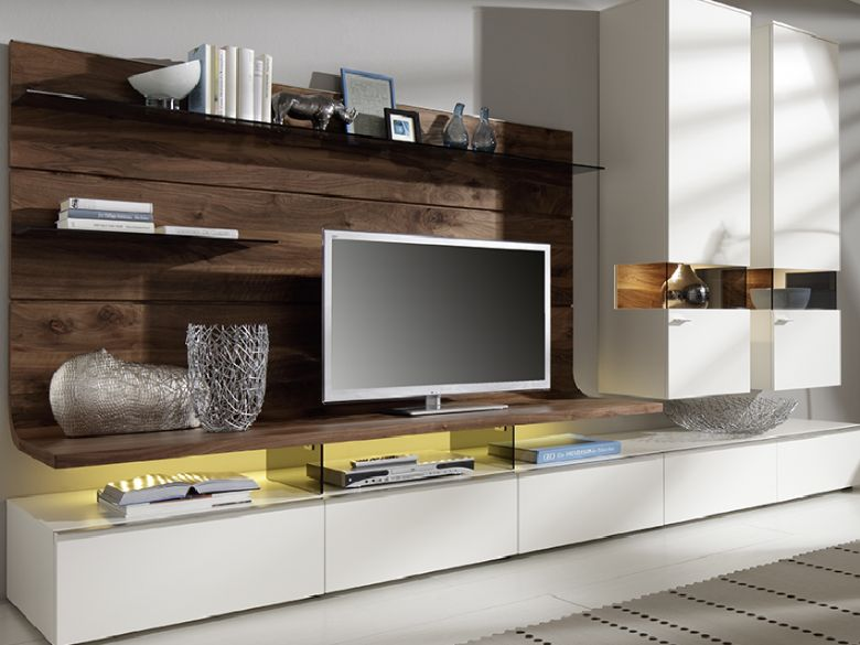FE31 Wall Combination TV Unit Lifestyle