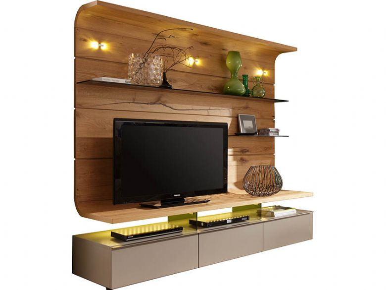 Wall Combination TV Unit