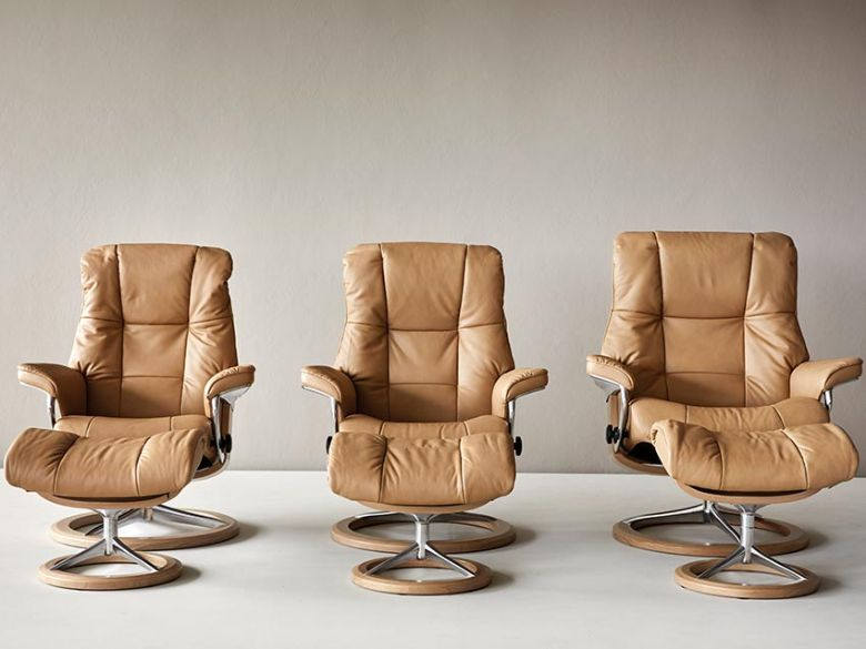 Stressless Mayfair Sizes