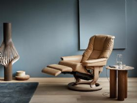 Stressless Mayfair Chair & Stool