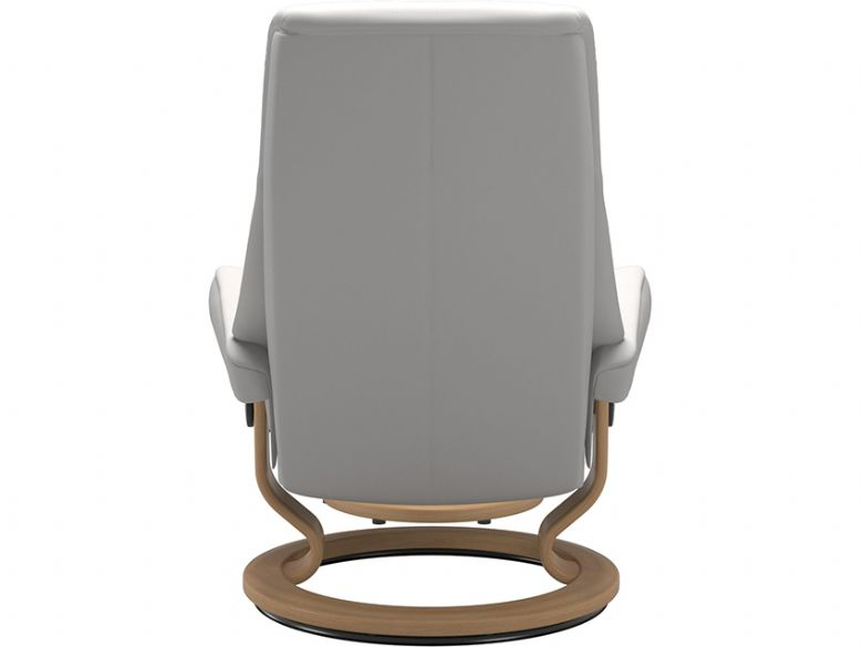 Stressless View available in fabric or leather at Lee Longlands