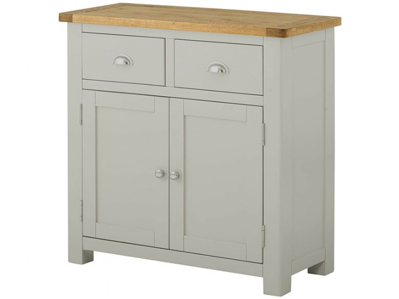 Hunningham modern painted 2 door sideboard