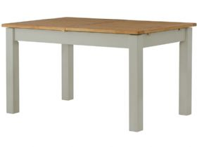 Hunningham modern painted 140cm dining table