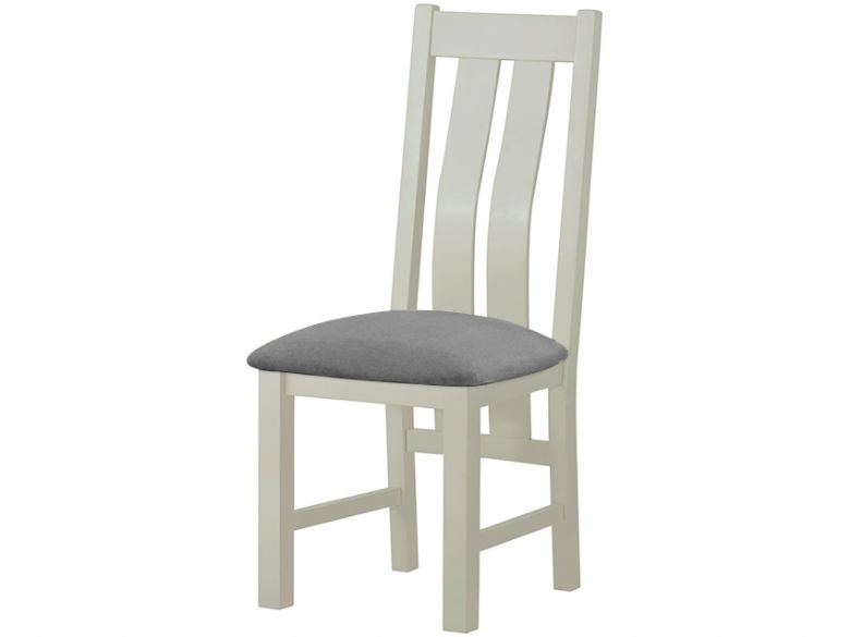 Hunningham modern painted dining chair