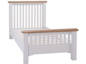 3'0 Single Painted Bed Frame