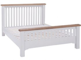 5'0 King Size Painted Bed Frame