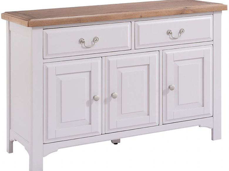 Farndon painted large sideboard
