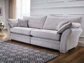 Cavan casual fabric sofa collection