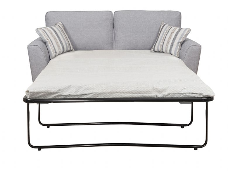 Reiko 3 Seater Deluxe Fabric Sofa Bed