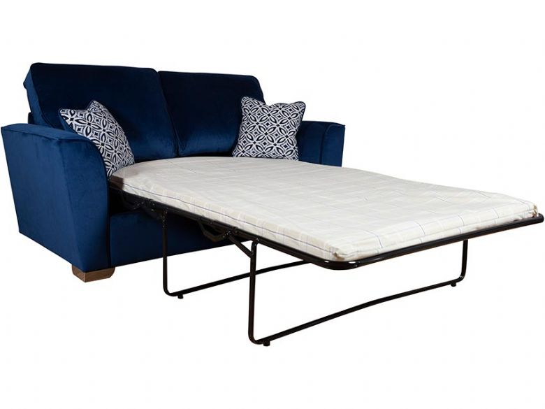 Reiko 2 Seater Fabric Sofa Bed