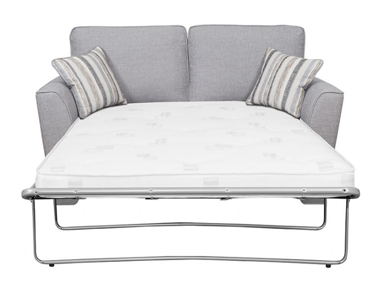 Reiko 2 Seater Deluxe Fabric Sofa Bed