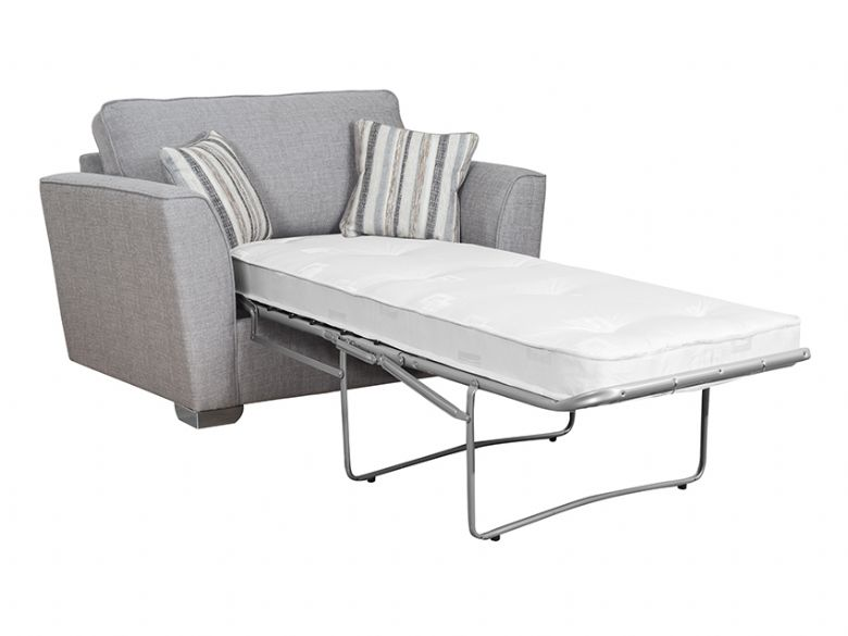 Reiko Fabric Love Chair Deluxe Sofa Bed
