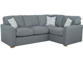 RHF Fabric Corner Sofa