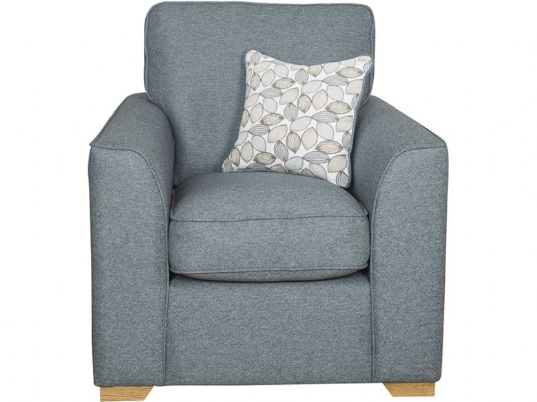 Carney fabric chair
