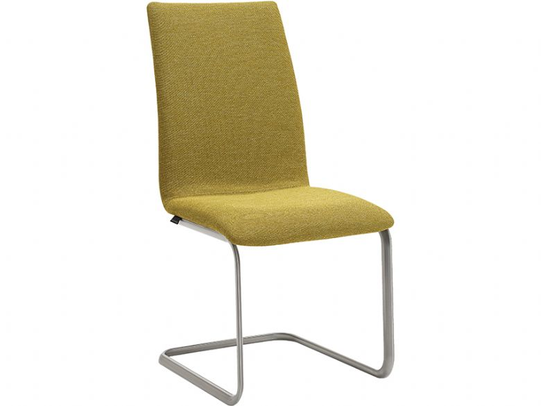 Eileen Chair with Stainless Steel Frame