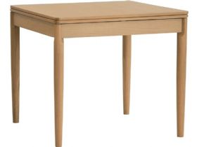 Oak Flip Top Extending Table