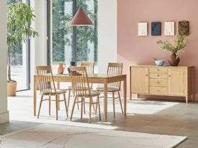 Ercol Capena Medium Extending Table Extended