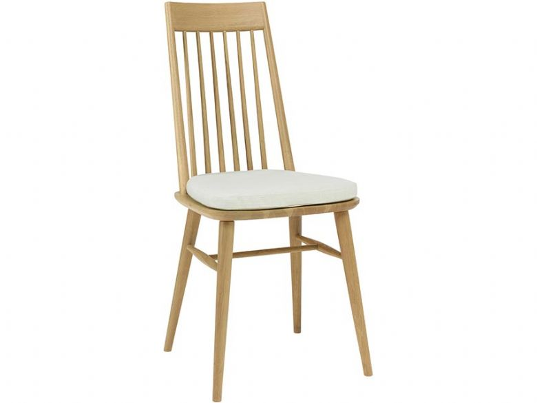 Ercol Askett Spindle Back Dining Chair available at Lee Longlands