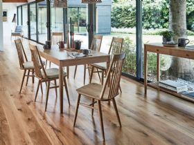 Ercol Capena dining collection