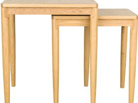 Ercol Capena Nest Of Tables Side