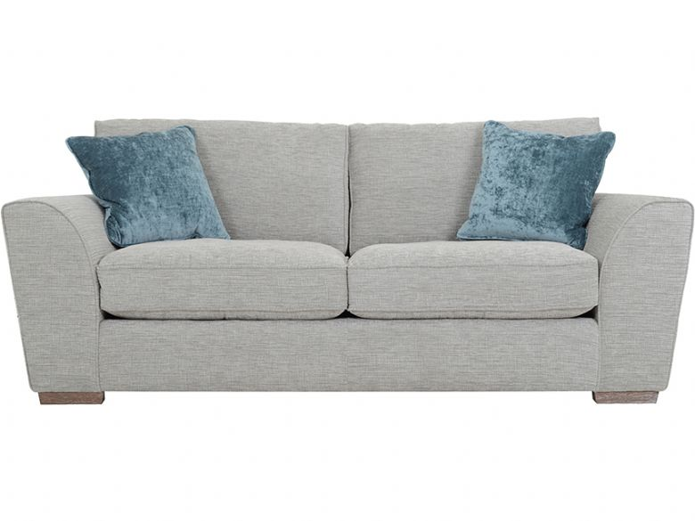 Delora 2 Seater Fabric Sofa