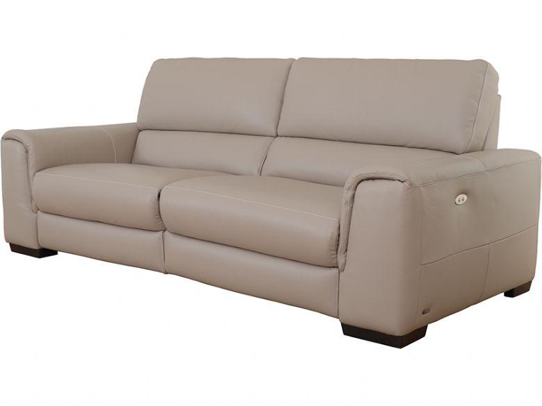 Wondrous Natuzzi Edtions Ozio Leather Loveseat Lee Longlands Pabps2019 Chair Design Images Pabps2019Com