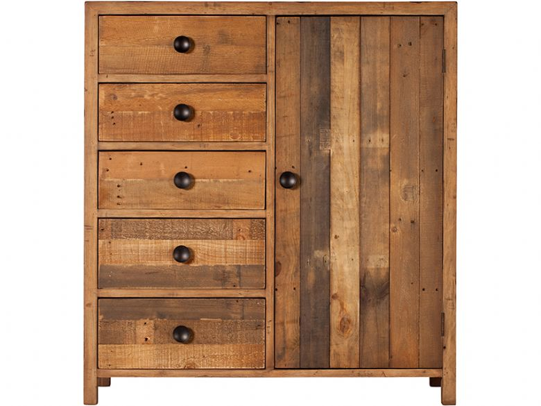 Halsey reclaimed century chest